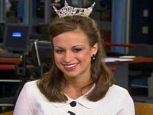 Miss Garner chosen Miss North Carolina