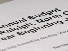 Raleigh budget for 2008-09 comes with a tax hike