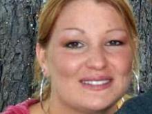 This photo of Megan Touma was taken from MySpace.com.