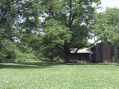 The former Stagville Plantation is near Bahama.