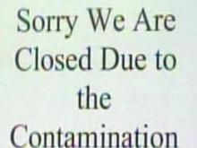 Greenville restaurants closed for water contanmination