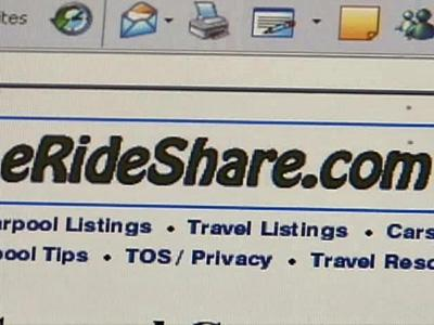 There are a lot of Web sites devoted to helping folks find carpool partners.