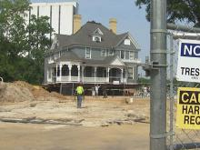 06/26/08: Downtown Raleigh project mixes old, new homes