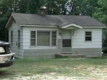 Police say Clifton Cooley, 62, entered this rental house at 516 Fire Department Road, which he owns, without permission and assaulted his tenant's boyfriend on Thursday, June 26, 2008.
