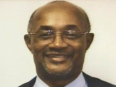 Wilson's Mills Town Commissioner Clifton Cooley.
