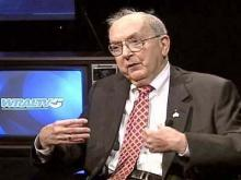 Jesse Helms' last interview