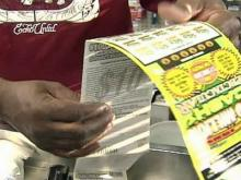 State lottery thrives as economy dives