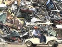 Recycling grows as economy shrinks