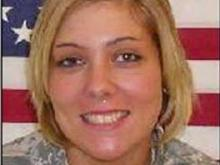 Army 2nd Lt. Holley Wimunc