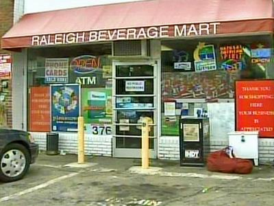 The Raleigh Beverage Mart, 5 Glenwood Ave., was robbed a week ago.