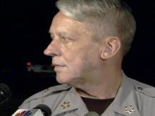 Web only: Sheriff Harrison on discovery of body