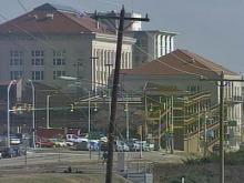 Survey studies image of downtown Durham