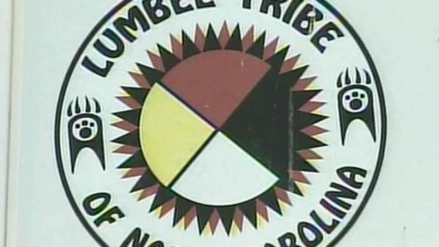 Lumbee tribal seal