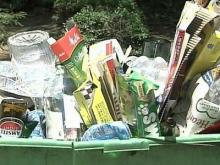 Raleigh flier omits many recyclable items