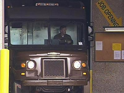 UPS says it has saved millions of gallons of gas and made its routes and deliveries more efficient -- all by avoiding left turns.