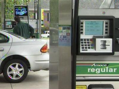 The Hasty Mart BP service station in Clayton uses the Secure PumpPay system.