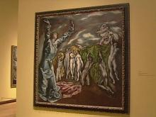 Nasher Museum hangs high hopes on El Greco exhibit