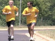 Granville students, teachers run across country to inspire voters