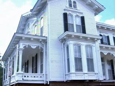 The Merrimon Wynne House on Aug. 23, 2008.