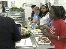 School cafeterias reducing staff, raising prices