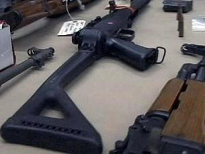 Authorities say they are finding more and more military-style high-powered assault rifles at crime scenes, and they say there's nothing they can really do to prevent the weapons from getting in the wrong hands.