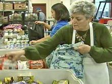 Backpack buddies help feed kids