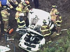 Two people were killed on Aug. 29, 2008, in an accident involving a car and train near Princeton.