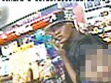 Surveillance photos of the suspects at the Williamsboro Grocery on Aug. 29, 2008. (photos courtesy of the Vance County Sheriff's Office)