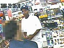 Suspects sought in convenience store killing