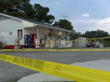 Suspect in convenience store shooting arrested weeks before