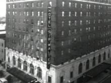 Sir Walter Raleigh Hotel: then and now