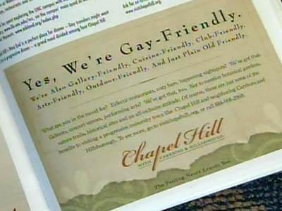 Communities pursue gay tourists