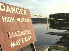 Boaters beware: Storm debris litters Falls Lake