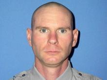 N.C. Highway Patrol Trooper Andrew Stocks
