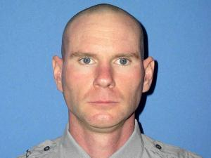 N.C. Highway Patrol Trooper Andrew Stocks