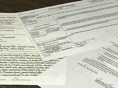 Dozens of warrants unsealed in Wake County