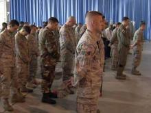 Pope Air Force Base marks Sept. 11