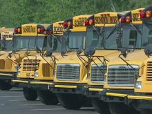 School buses try to keep rolling, in spite of gas shortage