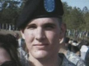 Pfc. Norman M. Murburg was found June 10 dead of a bite by a water moccasin.
