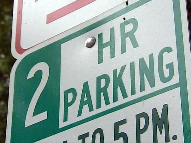 Downtown Parking Signs Need Fine Print WRAL