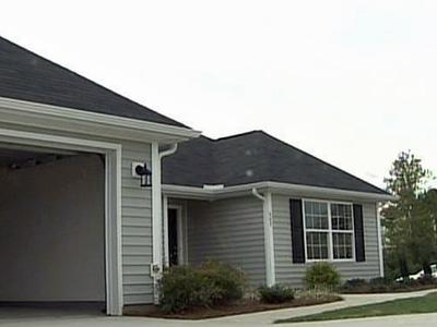 The Fuquay-Varina home was built with special features to make life for Joey Bozik easier.