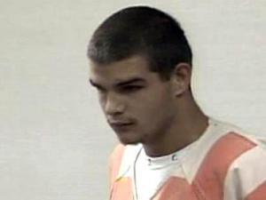 Gavin John Clevesy appears in court on Sept. 29, 2008.