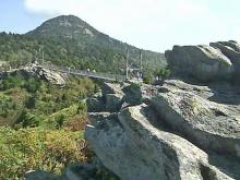 Web only: Grandfather Mountain press conference