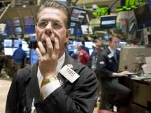 The failure of the bailout package in Congress literally dropped jaws on Wall Street and triggered a historic selloff – including a terrifying decline of nearly 500 points in mere minutes as the vote took place, the closest thing to panic the stock market has seen in years.