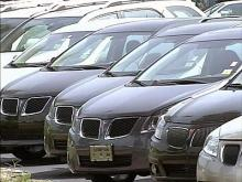 Local auto dealerships fight economic downturn