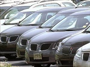 Automotive sales dropped to its lowest number in more than 15 years in September with U.S. automakers selling almost 965,000 vehicles.