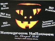 Changes coming to Chapel Hill's Halloween bash