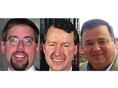Will Adkins, Bob Etheridge, Dan Mansell