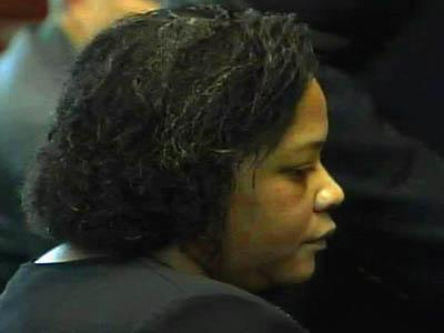 Barbara Clark pleads guilty on Oct. 6, 2008, to beating two women to death at an upscale Chatham County retirement community.