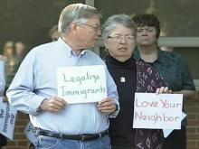 N.C. faith leaders ask for fair treatment of immigrants